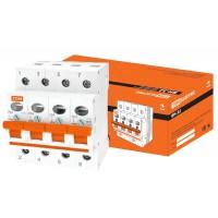 Выключатель нагрузки (мини-рубильник) ВН-32 4P 50A TDM