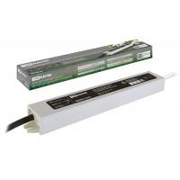 Блок питания 36Вт-12В-IP67 для светодиодных лент и модулей DC 12В, металл TDM