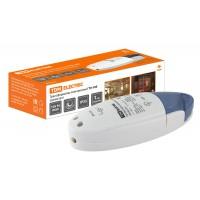 Трансформатор электронный ТЭ-105 220В/12В 35-105Вт TDM