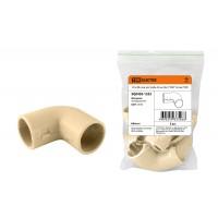 Угол 90 соед. для трубы 25 мм (5шт)