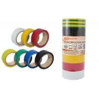 Изолента ПВХ 0,15*19мм 5м (набор 7 цветов) TDM