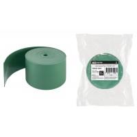 Лента термоусаживаемая, зеленая ЛТИк-10-50х5000-З TDM