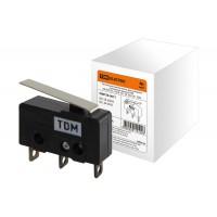 Сигнальный выключатель для контроля положения крышки ПВР  (NO/NC) 5A  250В  AC/ 4A 30В DC  TDM