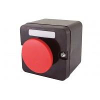 ПКЕ 212-1 красный гриб IP40 TDM