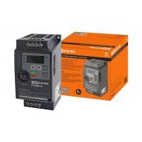 Преобразователь частоты ПЧ-00T75 380В 0,75кВт TDM