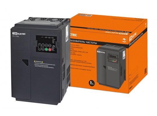 Преобразователь частоты ПЧ-11T00 380В 11кВт TDM