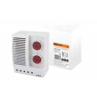 Гигротерм электронный ГТЭН-03 230В от 0 до +60 °C / от 50 до 90% RH TDM