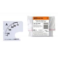 Шкала Ш72  800/5А-1,5 (для А72 Х/5А) TDM