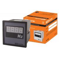 Цифровой частотомер ЦП-Ч72 30-100Гц-0,5 (акционный) TDM